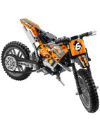 Technic Moto Cross Bike $39.99