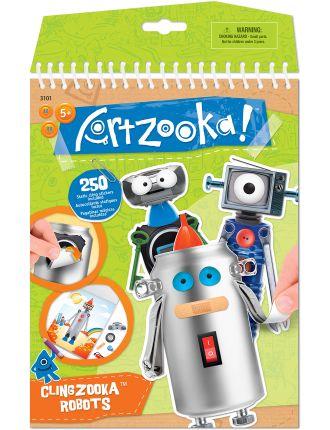 Clingzooka Robots