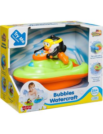 Little Learner Bubbles Watercraft