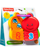 Bb Count & Explore Keys $9.99
