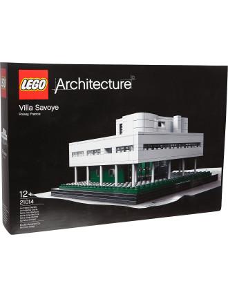 Architecture Villa Savoye