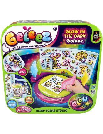 Geleez Glow Scene Studio