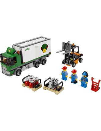 City Cargo Truck