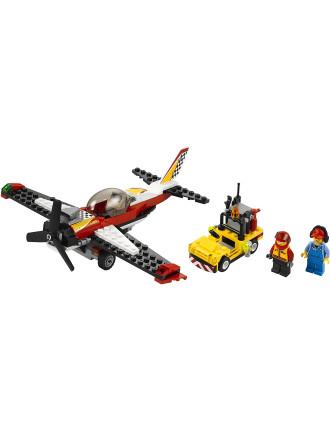 City Stunt Plane