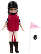 Pony Flag Race Doll $24.95