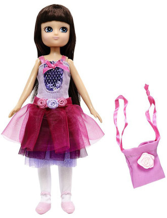 Spring Celebration Ballet Doll