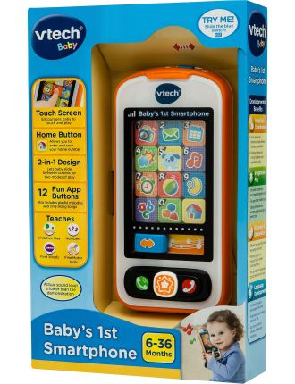 Baby'S First Smart Phone