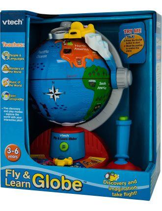 Fly & Learn Globe