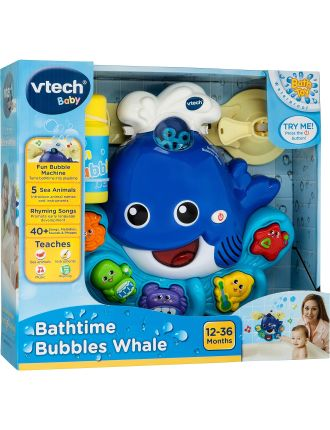 Bathtime Bubbles Whale
