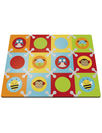 Zoo Playspot Tile Mat