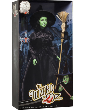 Barbie Wizard Of Oz Wicked Witch