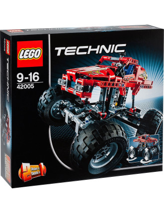 Technic Monster Truck