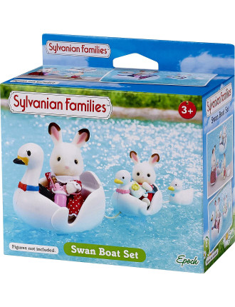Swan Boat Set