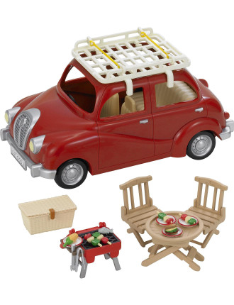 Roof Rack And Picnic Set