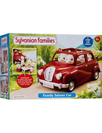 Family Saloon Car