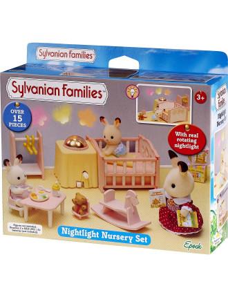 Nightlight Nursery Set
