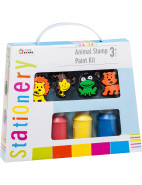 Animal Stamp Paint Kit $9.95