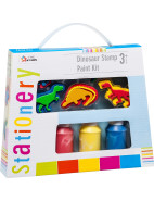 Dinosaur Stamp Paint Kit $9.95