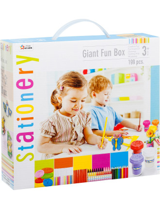 Giant Funbox-199 Pcs