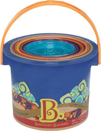 Bazillion Buckets