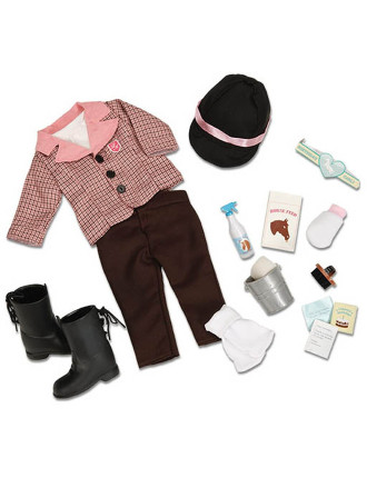 Riding Outfit & Care Set