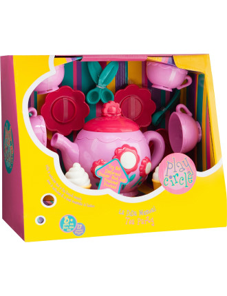 Musical Tea Playset