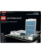 Lego Architecture United Nations Headquarters $55.99