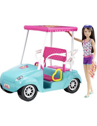 Sisters Golf Cart