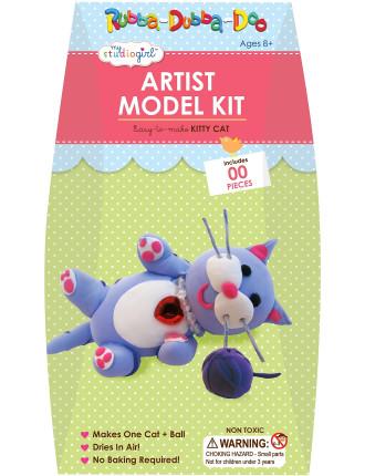 My Studio Girl Artist Model Kit - Kitty Cat