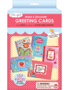 My Studio Girl Make And Decorate Greeting Cards $9.06