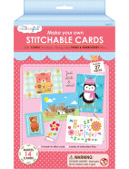 My Studio Girl Make And Decorate Stitch Cards $9.06