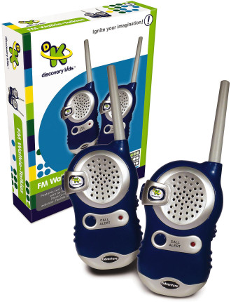 FM Walkie Talkies