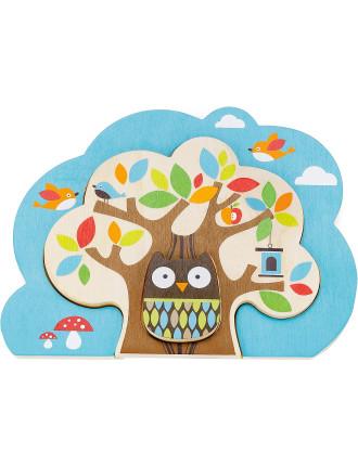 Treetop Nesting Tree Puzzle