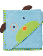 Dog Zoo Hooded Towel $29.95