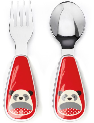 Zoo Utensil Panda