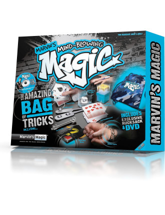 Amazing Bag Of Tricks
