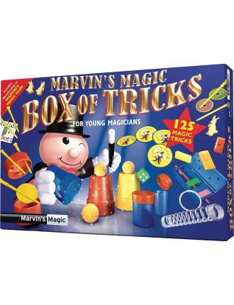 Box Of 125 Tricks