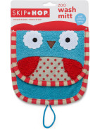 Owl Zoo Wash Mitt $9.95