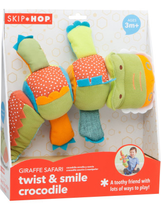 Twist & Smile Crocodile