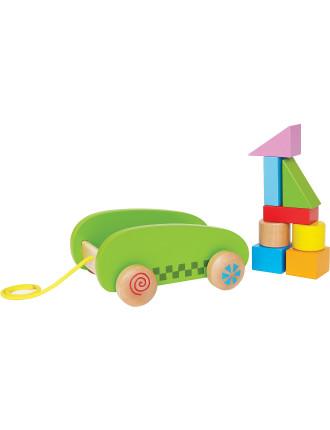 Mini Block Cart