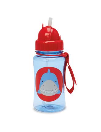 Shark Zoo Straw Bottle