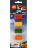 Movie 4 Pack Eraser $2.99