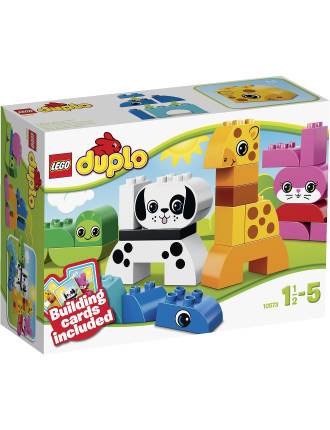 Duplo Creative Animals