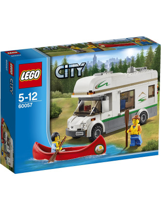 City Camper Van