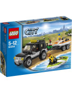 City Suv With Watercraft $29.99