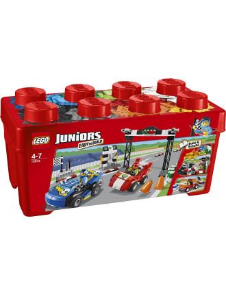 Juniors Race Car Rally