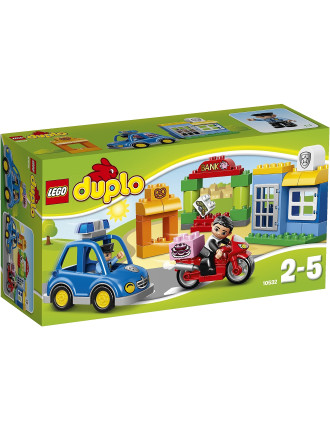 Duplo My First Police Set