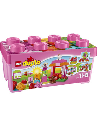 Duplo All-In-One-Pink-Box-Of-Fun