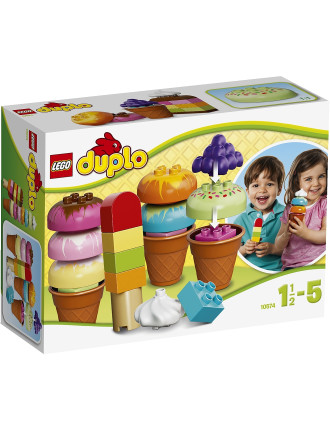 Duplo Creative Ice Cream