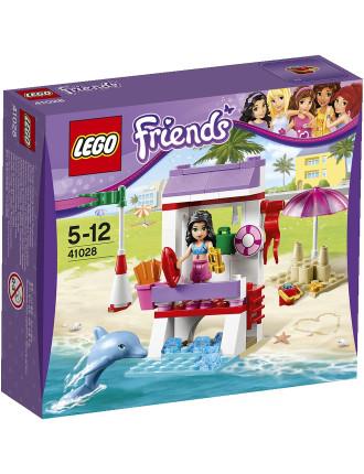 Friends Emma's Lifeguard Post